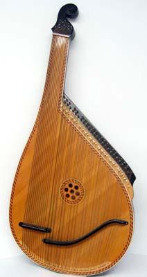 Concert Bandura. Credit: Ukrainian American Archives & Museum of Detroit