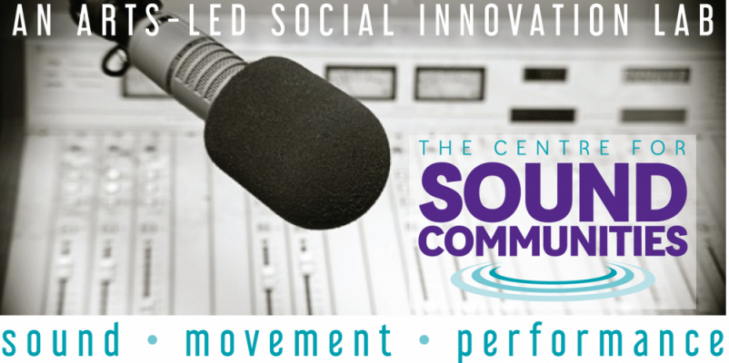 Centre for Sound Communities